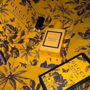 ~Gucci Bloom Profumo Di Fiori Sample Set~